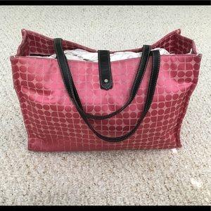 Kate Spade Noel Dot Laptop/Travel/Diaper Bag